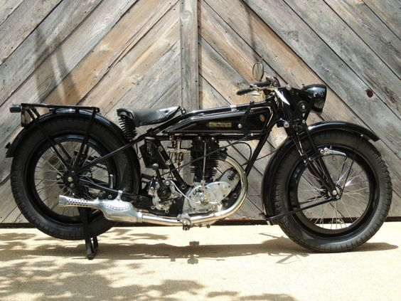 1927 Rudge Whitworth