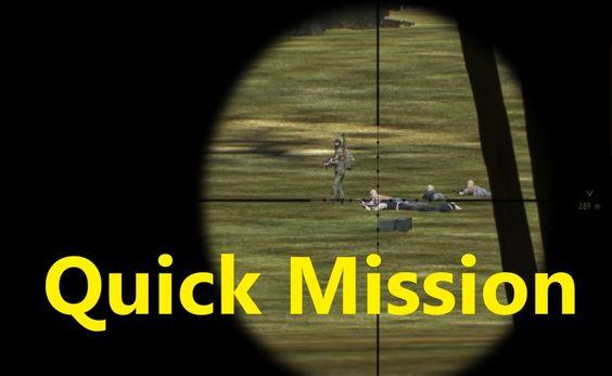 DayZ Epoch - Quick Mission