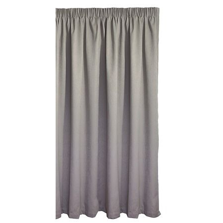 Curtains Ideas 220 drop curtains : Habito Curtains Santino Beech Extra Large 205cm Drop (matched to ...