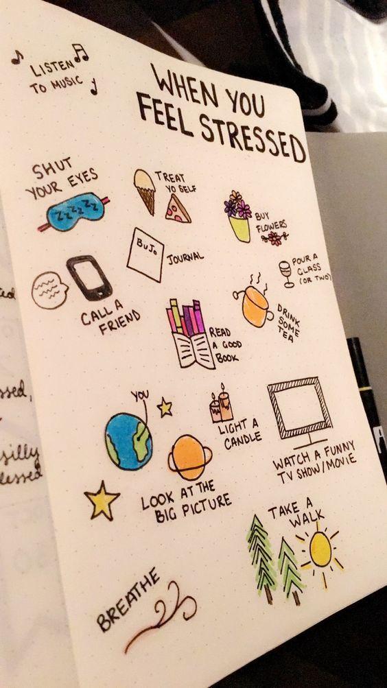 Contoh Diary Sehari Hari : contoh, diary, sehari, Tetty, Vista, Notebook, Bullet, Journal,, Jurnal,, Catatan
