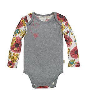 Poppy Sleeve Bodysuit