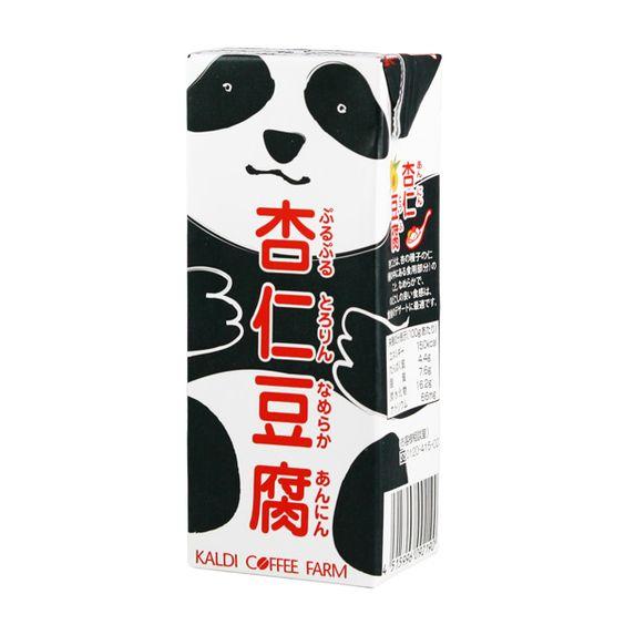 カルディオリジナルの「パンダ杏仁豆腐」が美味しくて可愛い♡