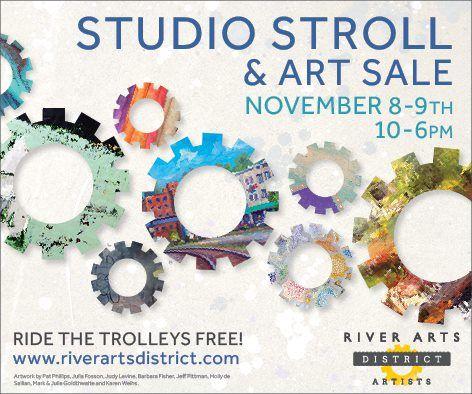 River Arts District, Asheville NC