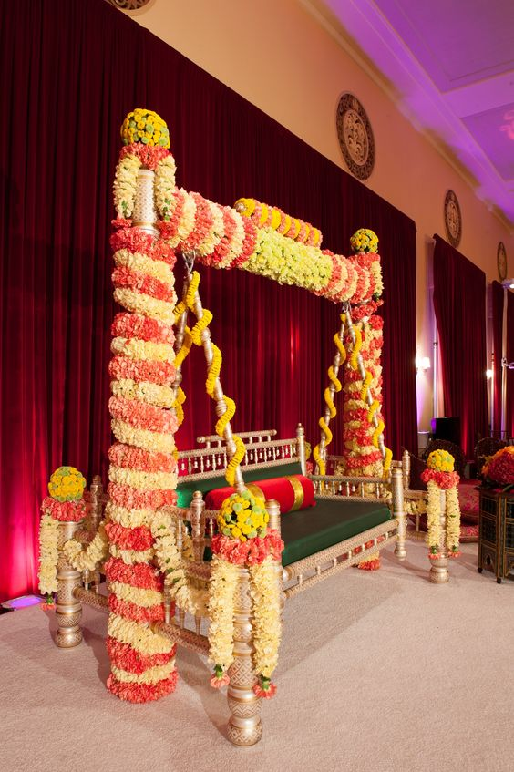 Henna Party Los Angeles : The couple s stage ebell mehndi party exquisite events