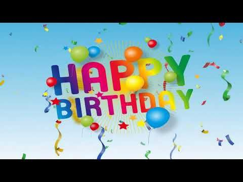 Happy Birthday Song Cute Dogs Bark Song S Children Youtube
