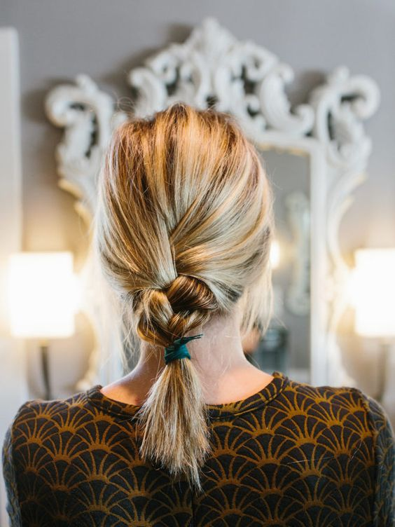 3 Three Minute Hairstyle Tutorials   How to Cheat Your Blowdry