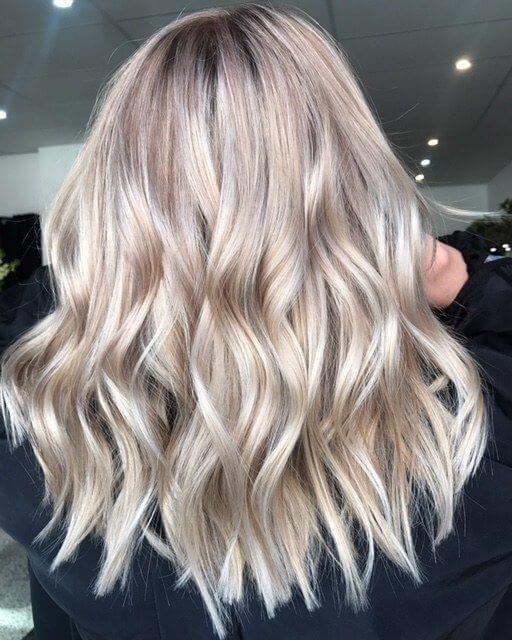 Natural Miya Hair Coloring