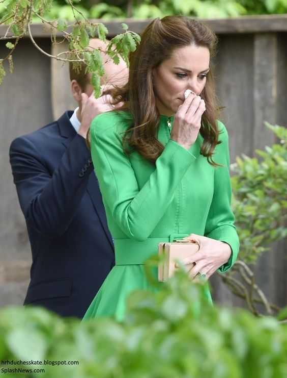 Duchess Kate: UPDATED: The Cambridges Make Their Debut at the Chelsea Flower Show: