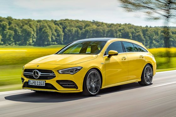 Mercedes Amg Cla 35 Shooting Brake 2019 Price Market Launch