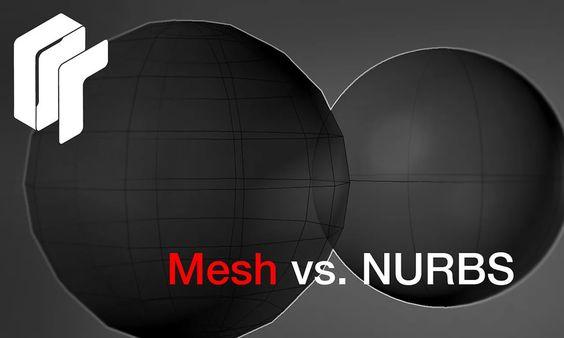 """Este es """"Mesh vs. NURBS"""" de Pilot en Vimeo, el hogar de los videos de alta calidad y de las personas que los adoran."""