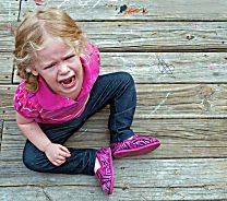 You expect tantrums from a 2-year-old, but what about a child who's 5? Should you punish a 4-year-old who lies? What's the best age to start giving time-outs? As kids grow, the way you handle bad behavior needs to evolve. Here, top discipline tactics to suit your child.