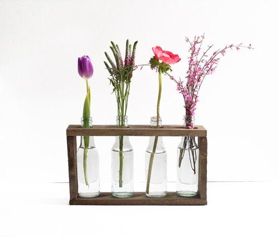 Flaschenvase – Nur noch