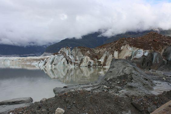 Glaciar Exploradores, Chilean Patagonia