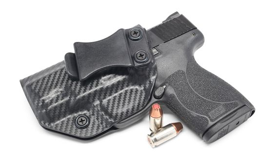 Smith & Wesson M&P Shield 45 ACP IWB KYDEX Holster Find our speedloader now!  http://www.amazon.com/shops/raeind