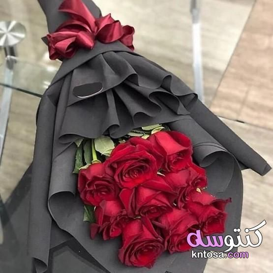 بوكيهات ورد شيك بوكيه ورد هديه اجمل بوكيه ورد طبيعي اجمل بوكية ورد لجميع المناسبات أجمل بوكيه ورد Kntosa Com 01 19 156 Luxury Flowers Bouquet Flowers Bouquet