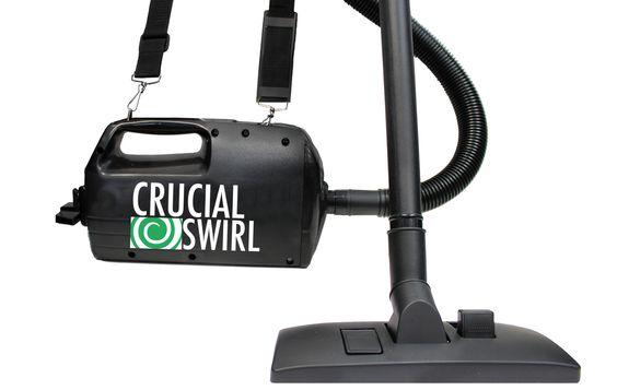Crucial Swirl Portable Vacuum & Blower