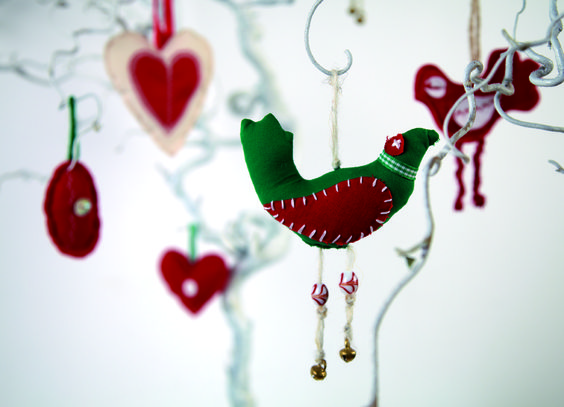 A sneeky peek at our Simply Scandi trend for Christmas 2012 - keep an eye out for our online store coming soon!