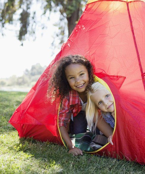 Training Kids to Be Good Campers - Have Fun! - mom.me
