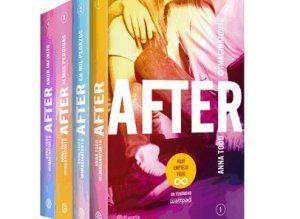 Wattpad o cómo convertirse en un escritor famoso: la historia de After y Anna Todd