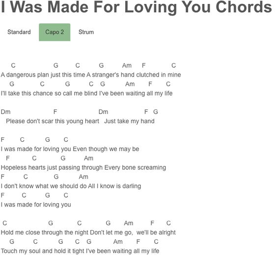 Guitar u00bb Guitar Chords With A Smile - Music Sheets, Tablature, Chords and Lyrics