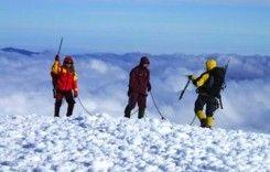 Escalade et cours Glacier en Equateur