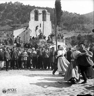 Aplec a Sant Medir 1898