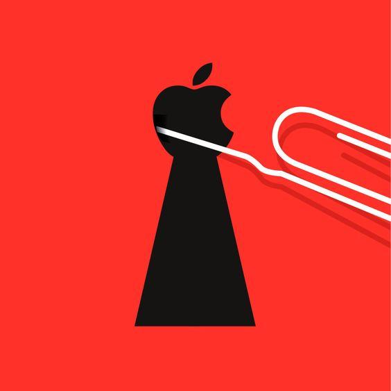 Apple v. FBI: Adweek.