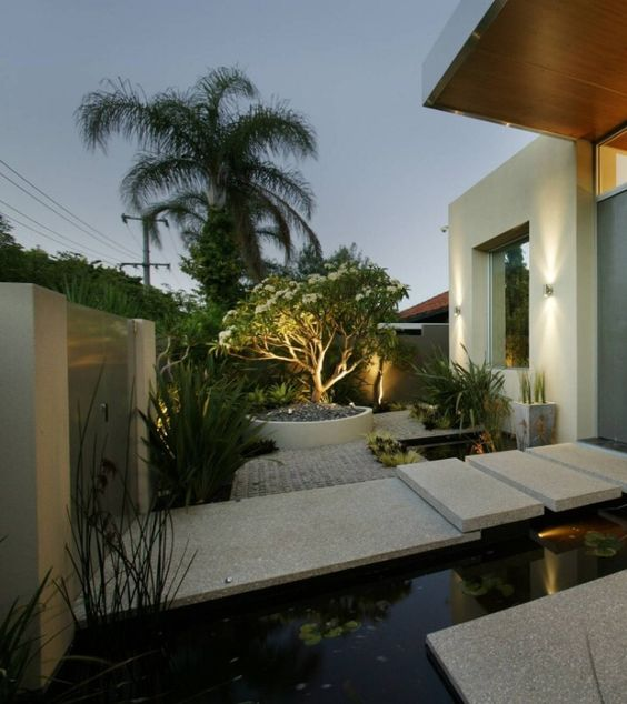 Planting Ideas Front Yard Perth Front Garden Landscaping Pinterest I