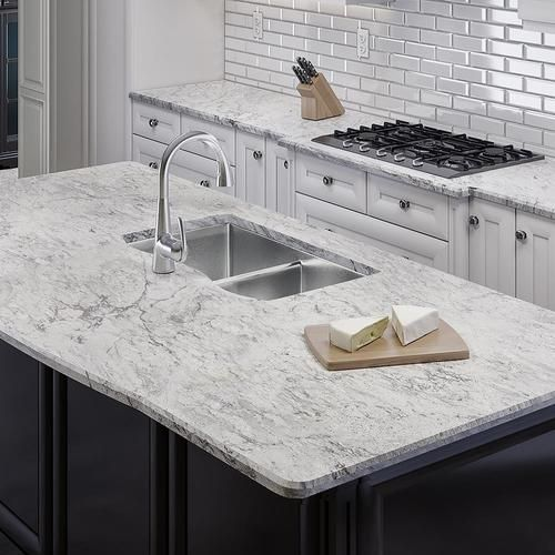 Allen Roth Barrow Granite Kitchen Countertop Sample Lowes Com