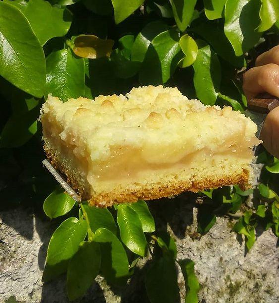 Hoy Hacemos Crumble De Manzana Ingredientes Masa Harina Leudante 400 Gr Azúcar 120 Gr Huevos 2 Manteca 200 Gr Relleno Manzanas 15 Kg A Manzana Harina Masa