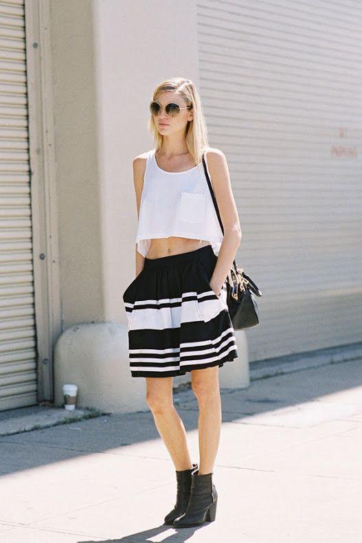 Vanessa Jackman: New York Fashion Week SS 2013....Martha: