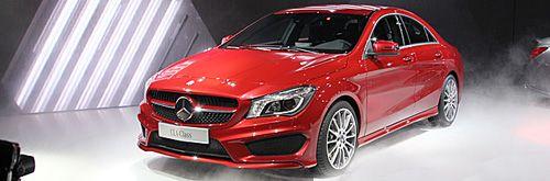 Galería: Primeras impresiones Mercedes-Benz CLA