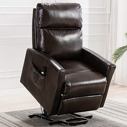 The Lift Recliner Chair Bonzy Home Overstuffed Lift Chairs