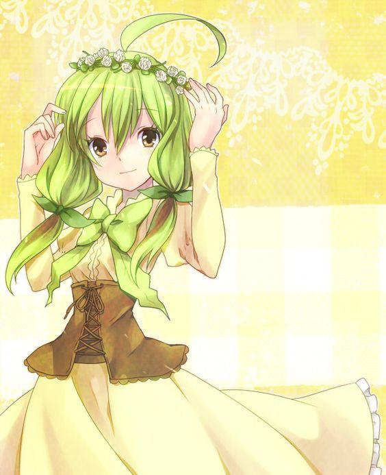 Leafeon gijinka so cuuuuuute! | Artsy | Pinterest | Anime ...