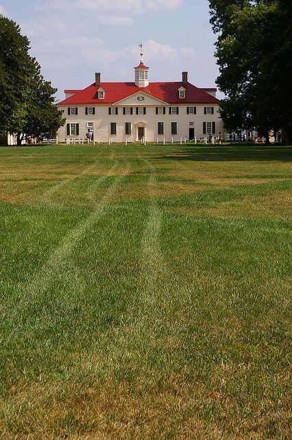 george washingtons mount vernon is one of the most visited historic homes in the us: american colonial homes brandon inge