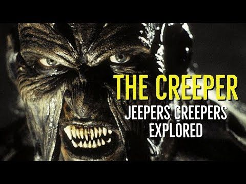 The Creeper Jeepers Creepers Explored Youtube Jeepers