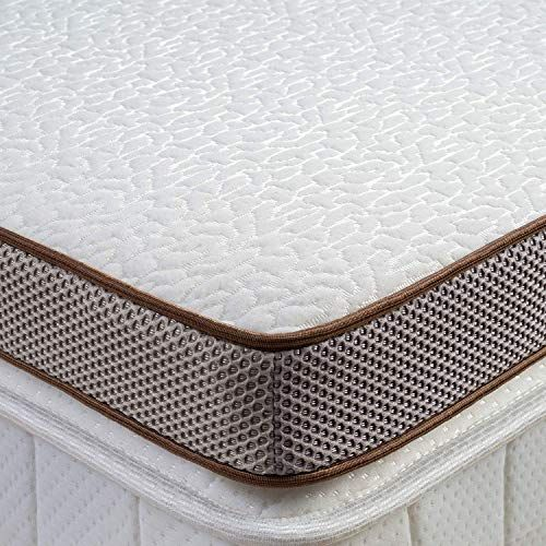 Shop For Bedstory 3 Inch Memory Foam Mattress Topper Cooling Gel