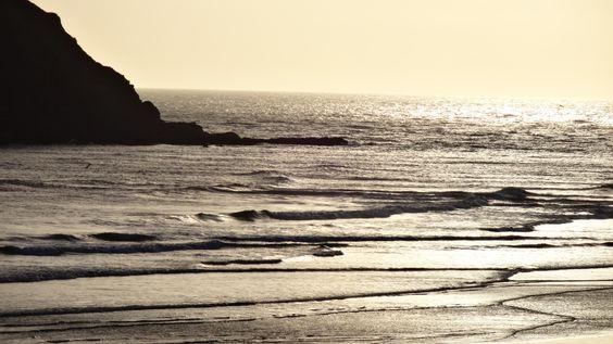 Küste von Nordkalifornien