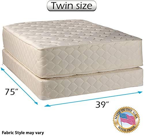 Amazing Offer On Dream Sleep Highlight Luxury Firm Twin Size