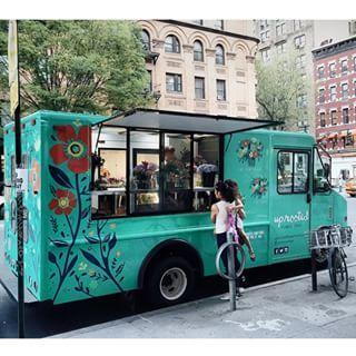 flower truck business - Google 검색
