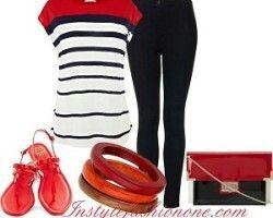 Blanco, rojo y negro