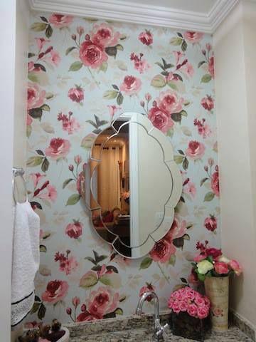 charme no banheiro