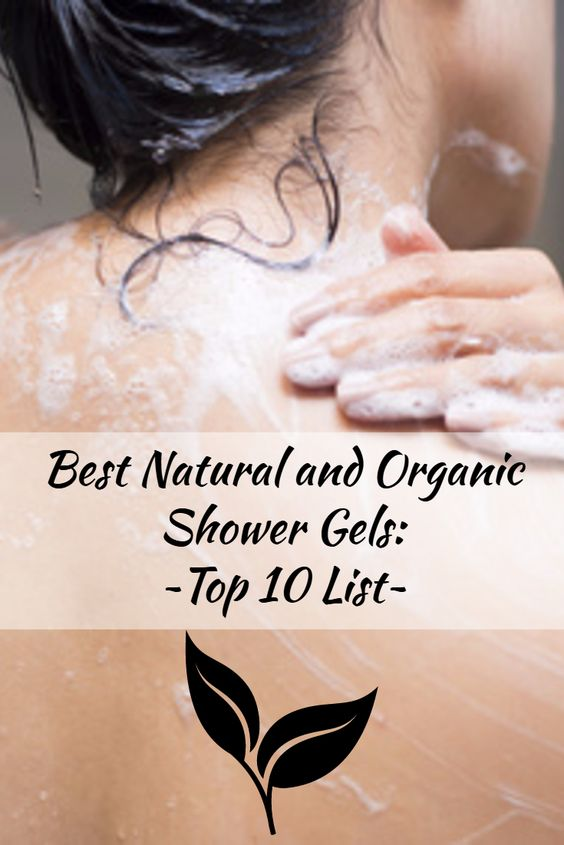 The best of the best - This year's ten best natural and organic shower gels