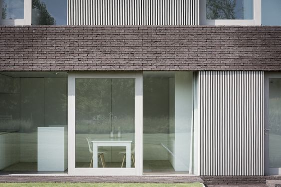 Single family house Lebbeke - Projects - pascal francois - architects