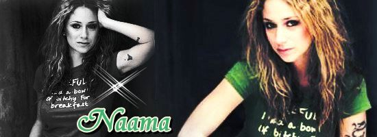Naama banner ♥