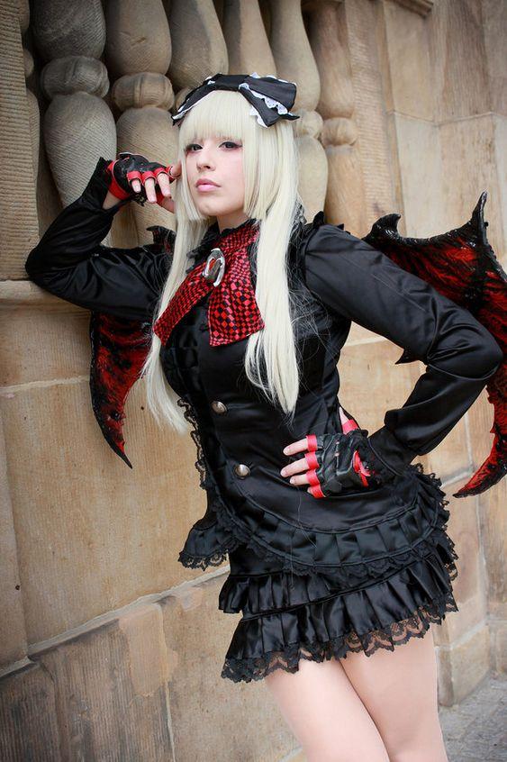 Lili Custom 2 Tekken Cosplay Ribbon Wings by *K-A-N-A on deviantART