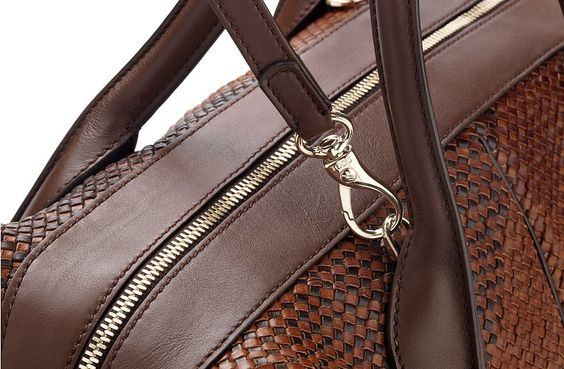 Tod`S D-Styling Medium Woven Leather Bag 14416 - iLUXdb.com Realtime Luxury Product Database