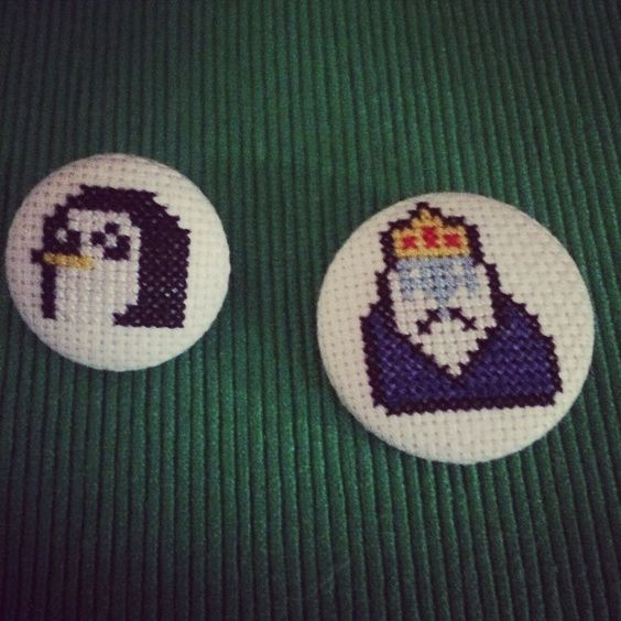 How I Learned I Loved Cross-stitch - second in a series on ...