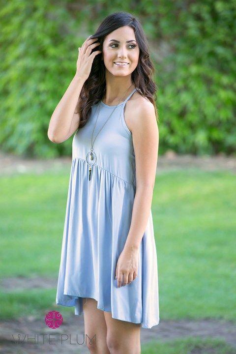 Mariah Babydoll Dress | 2 Colors!