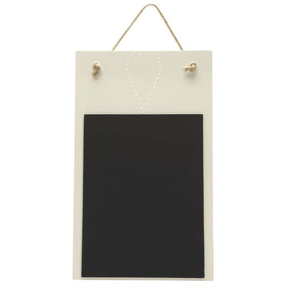 Hand Crafted Shaker Style Chalk Board